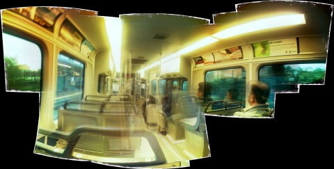 Ipanagraph: Lightrail Train